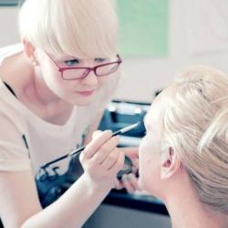 sesje zdjęciowe poznań makijażystka