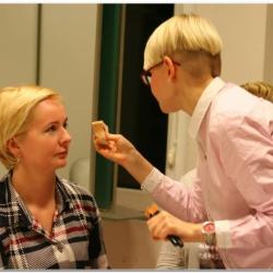 lekcje makijażu poznań marzena lampasiak