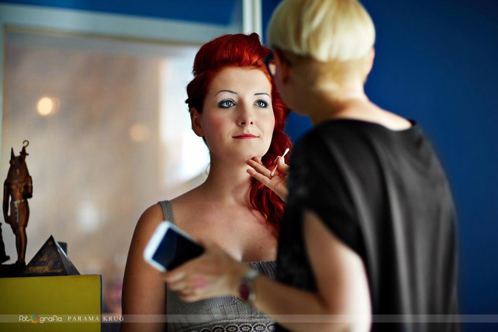 lekcje makijażu poznań